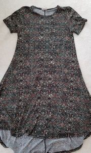 Lularoe Carly Dress Size XS